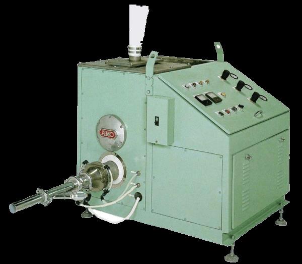 AMO's automatic powder pump
