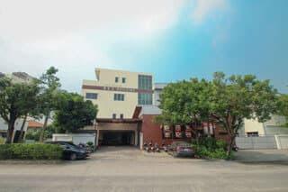 Nagasaki Kiki (Thailand)'s maintenance center at Bangkok